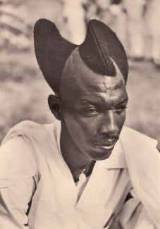 Fierce Rwandan Hairdo